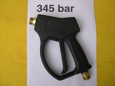 Profi - Pistole 345bar M22/M22 für Kärcher Hochdruckreiniger - Schlauch Lanze