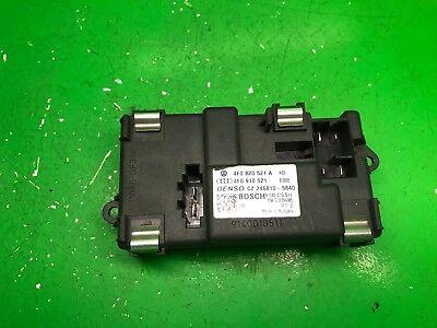 Audi A6 Allroad C6 Heater Blower Fan Resistor 4F0820521A 9140010511, 4F0910521