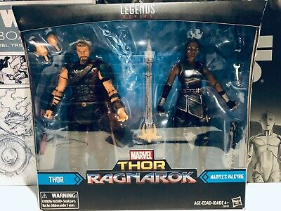 Marvel Legends Series Thor & Valkyrie Thor Ragnarok Pack