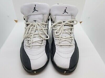 2003 Sz 9.5 Air Jordan Flint Grey 12's - Previously Worn Size 9.5