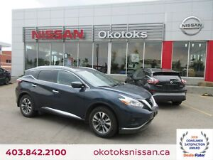2017 Nissan Murano SL NAVIGATION, HEATED LEATHER, PANORAMIC S...