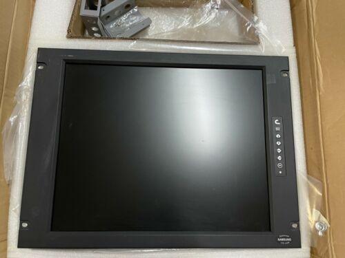 "Samsung 19"" Rackmount industrial LCD Monitor Model MP-19"