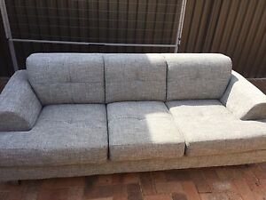 Comfy designer couch for sale!!!! Roselands Canterbury Area Preview