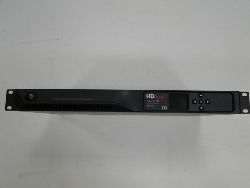 ZeeVee HDb2540 4 Channel HDBridge 2000 Series Encoder Modulator