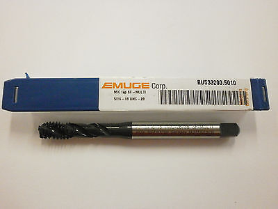 Emuge 516-18 Spiral Flute Multi-tap 2b3b High Performance Germany Bu5332005010