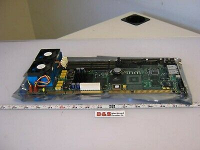Kontron T9005a2-000 Embeded Industrial Computer Dual Pentium 3 1.25ghz