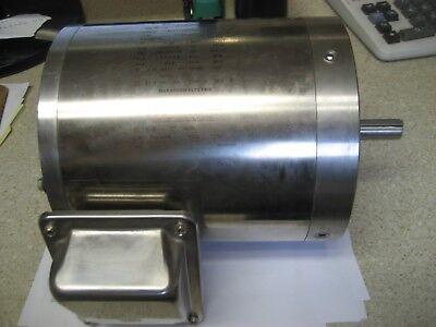Stainless Steel Washdown Powerwash Sxt Motor 12 Hp Marathon