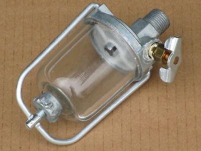 Fuel Strainer Sediment Bowl Assembly For Massey Ferguson Mf 135 150 165 175 180