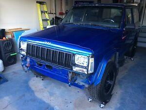 1990 jeep Cherokee 2 door