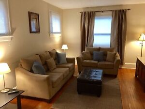 Short term Furnished home for rent near downtown