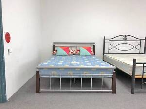 DELIVERY TODAY STRONG MODERN Queen bed and mattress QUICK SALE Belmont Belmont Area Preview