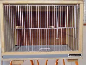 BUDGIE BREEDING CAGES NEW Runcorn Brisbane South West Preview