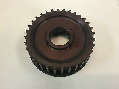 32 Tooth Pulley Baker Drivetrain 32BD-56F Steel Pulley 32 Tooth