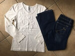 Children's Place size 8 outfit