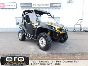 2012 Can-Am Commander™ 1000 X