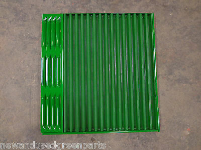 Side Screen For John Deere 5020 6030 With Louvers Rh Side Ar36712