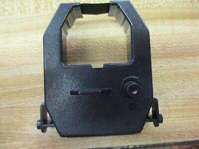 Time Clock Printer Ribbon - Black - Set Of 2