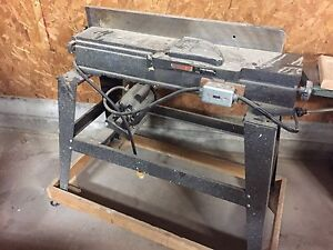"Craftsman 6"" jointer"