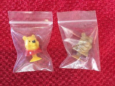 Best Buddies Micro Popz Disney Winnie the Pooh and Solid Pooh () - MINT