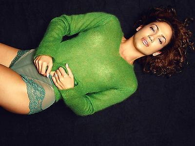 Jennifer Lopez Unsigned 8X10 Photo  129