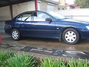 Commodore VZ sedan  2006 Gepps Cross Port Adelaide Area Preview