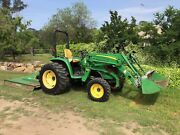 John Deere Tractor and slasher Pitt Town Hawkesbury Area Preview