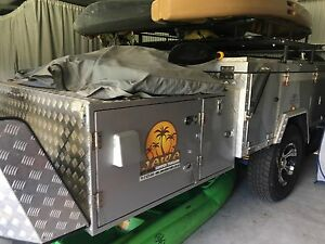 Off-road Camper trailer  15,500 Ono or trade for boat Coes Creek Maroochydore Area Preview
