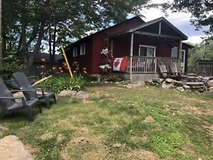Pidgeon Lake Cottage Rental in Bobcaygeon