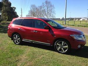 2014 Nissan Pathfinder Wagon Singleton Singleton Area Preview