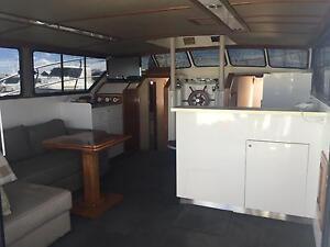 Catamaran - 42ft Cougar Cat Busselton Busselton Area Preview