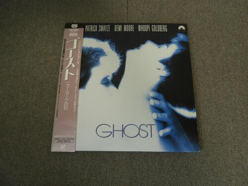 Ghost - Laser Disc - OBI JAPAN LD 2disc