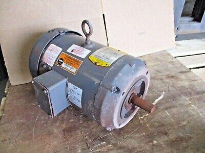 Baldor 1 Hp Dc Motor Fr 184c Rpm 1750 3121231j Used