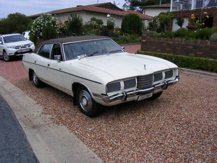 1975 Ford LTD Canberra City North Canberra Preview