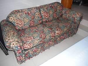 Sofa- Bed with mini mattress. Belmont North Lake Macquarie Area Preview