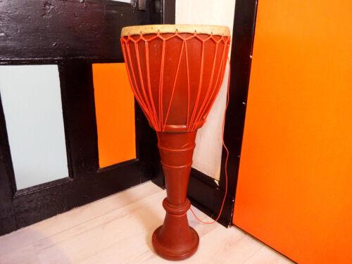 Genuine African Hand Made Djembe Drum / Bongo /  12.5