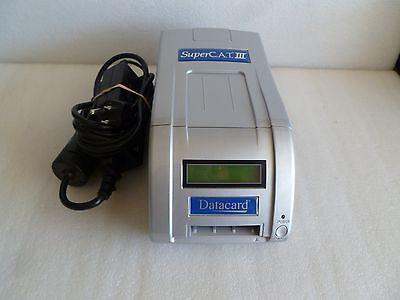Superc.a.t Iii Magnetic Ic Rf Datacard Readerwriter Encoder Estf-4902