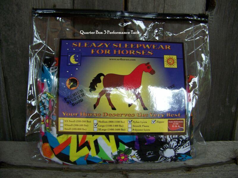Sleazy Sleepwear - Hood w/Zipper (Large - Zap)