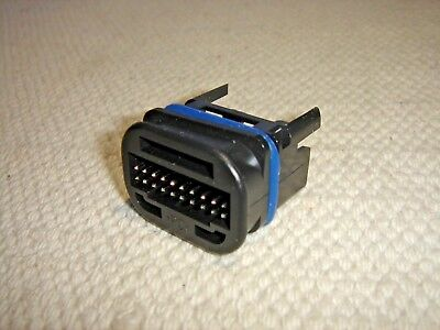 Motorola 2886122b03 Gm340 Cdm750 Gm340 Pro3100 Accessory Connector Free Shipping