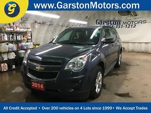 2014 Chevrolet Equinox LS*POWER DRIVER SEAT*KEYLESS ENTRY*POWER