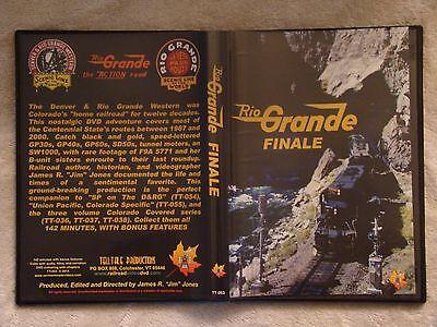 D&RGW: RIO GRANDE FINALE