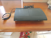 PS3 console and controllers + 2 games Coomera Gold Coast North Preview
