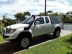 2008 Nissan Navara Ute (Lots of extras) South Mackay Mackay City Preview