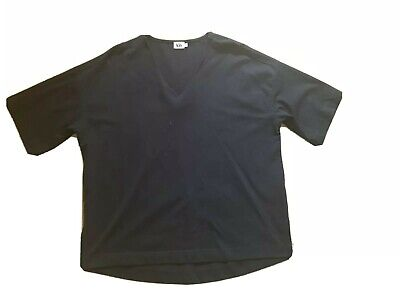 Brand New No Tags KIN Black Small Top T shirt style loose fit