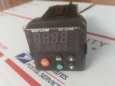 Watlow Pm6c4fc-alejaaa Temperature Controller Tested Warranty 3 Available