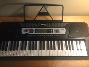 Piano With Adjustable Stand!!!