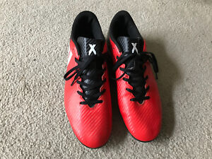 Men's Adidas outdoor soccer shoes size 12.