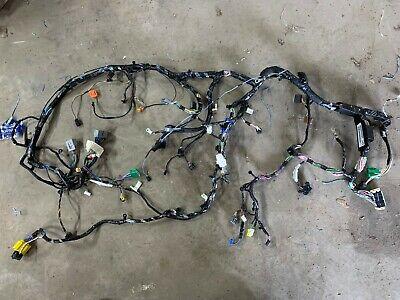2011 Dodge Ram 2500 Auto 4x4 dash wiring harness 68029599AE C Instrument