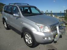 2003 Toyota LandCruiser Prado. EXCELLENT CONDITION! AUGUST REGO Redhead Lake Macquarie Area Preview