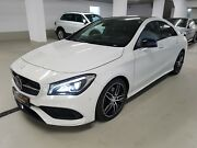 Mercedes-Benz CLA 220 CDI d AMG Pano Night LED CAM Md. 2017