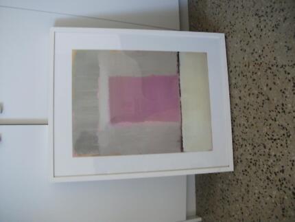 Print Frame Richmond Yarra Area Preview